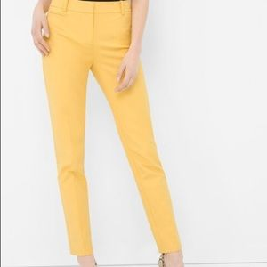 White House black market SLIM ANKLE PANTS